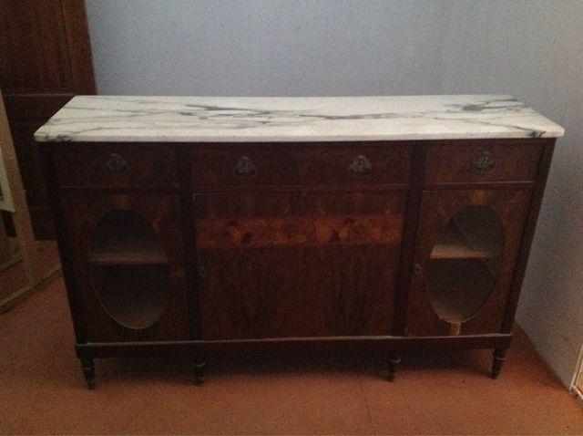 Mueble comedor antiguo de segunda mano por 350 € en Seva - wallapop