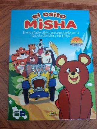 Serie Completa El Osito Misha