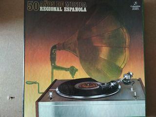 50 años de Musica Regional Española