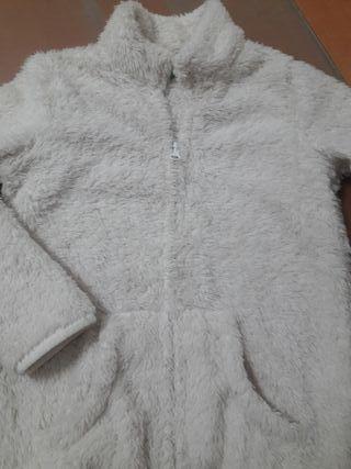 chaqueta Benetton polar 6-7 años