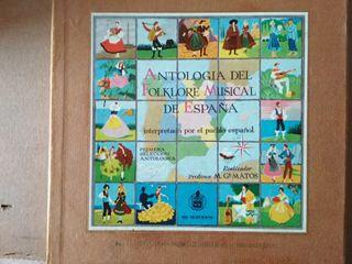 Antologia del Folklore Musical de España
