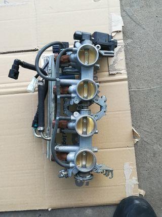 Rampa de inyeccion gsxr 750 k6-k7