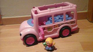 Autobus escolar Little People