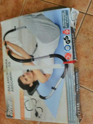 aparato de abdominales