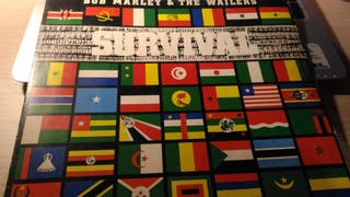 Disco Vinilo Bob Marley, SURVIVAL