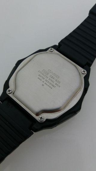 Reloj Casio CBX 620, modulo 1464 de segunda mano por 65 € en