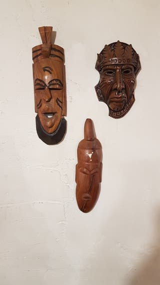 Mascaras decoracion