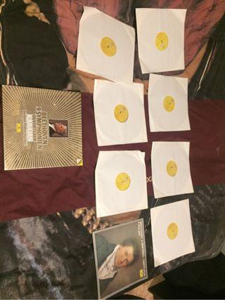 Discos de vinilo Beethoven
