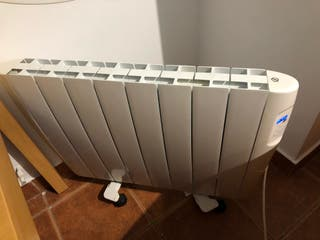 Emisor termico/radiador/calefa