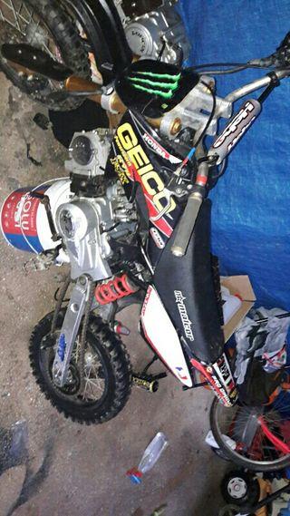 pit bike rz