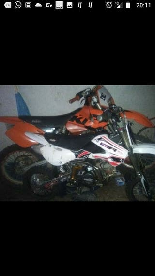 pitbike imr 150cc