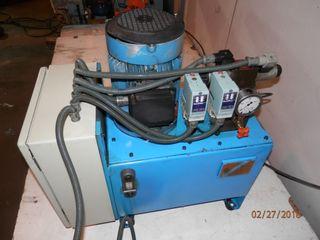 Centralita bomba hidraulica
