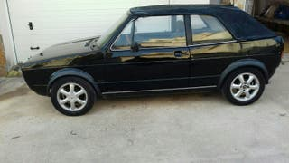 Volkswagen Golf Cabrio 1983