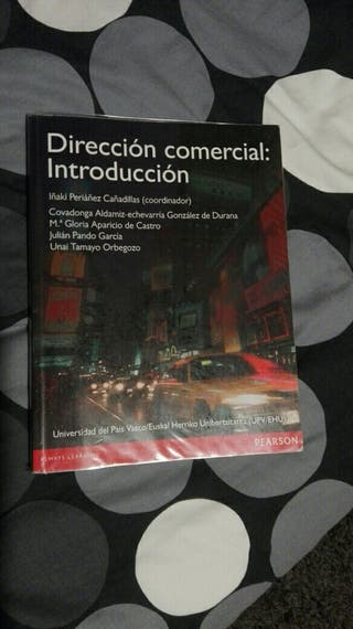 Libro Direccion Comercial: introduccion