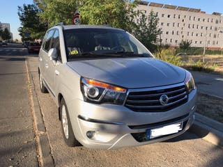 Alquilo/vendo Ssangyong Rodius 2.0 Limited