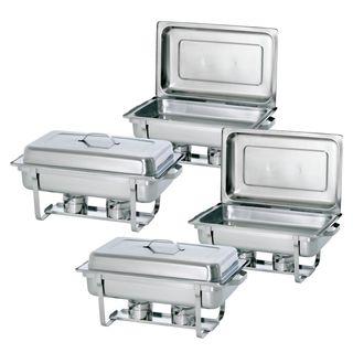 Set de calentador de comida buffet