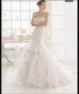 Vestidos novia aire barcelona