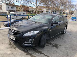 Mazda 6 GH 2.2cdti 164cv Diesel