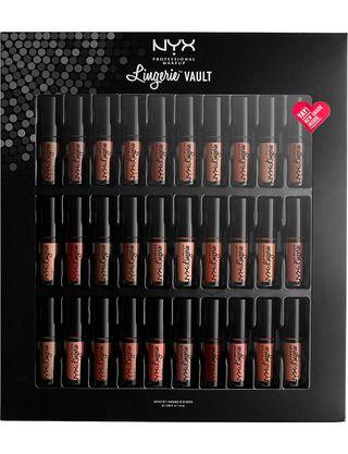 NYX Professional Makeup Lingerie Vault Set
