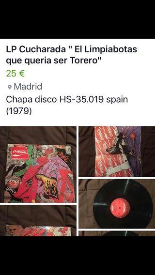 Discos LP,s Vinilo/particular