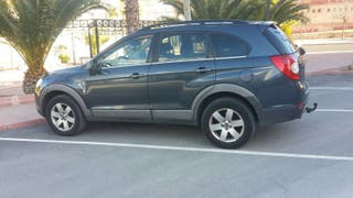 Chevrolet captiva lt 2007 no fumador negociable