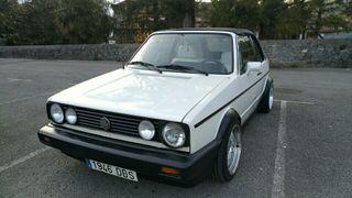 !!último precio!!volkswagen golf cabrio mki 1.8 8v