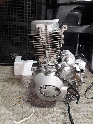 motor shineray despiece