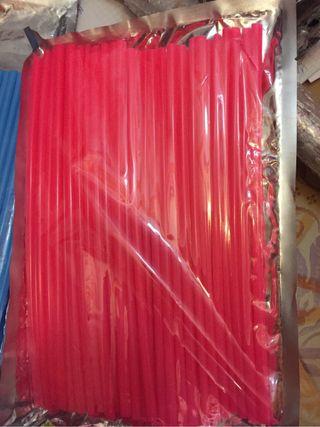 Cubreradios color rosa