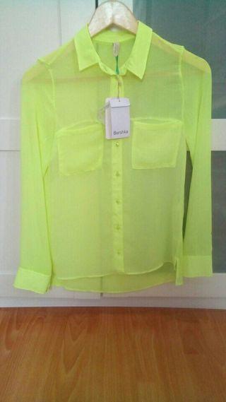 camisa talla S