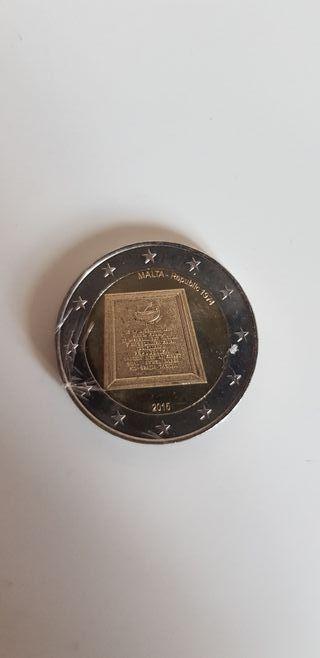 Malta 2015 2 Euros