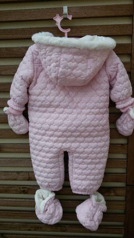 Buzo invierno bebe niña 3-6 meses de segunda mano por 9 € en ... fbb2f234b0f