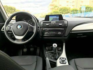 BMW Serie 1 2014 NAVI Cuero