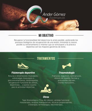 Fisioterapia / Masaje