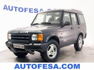 Land Rover Discovery 2.5 TD5 SE 102 kW (138 CV)