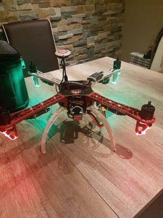 DRONE DJI EMISORA Y MOCHILA