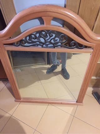 Espejo tocador