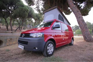 Volkswagen California 2013. Camper