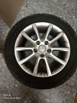 rueda SEAT Leon