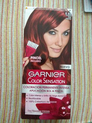 OCASIÓN! Tinte permanente Garnier color sensation