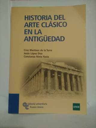 Historia del arte clásico en la Antigüedad.