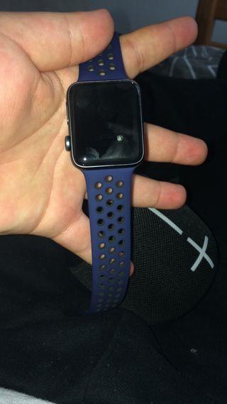 Apple watch x nike