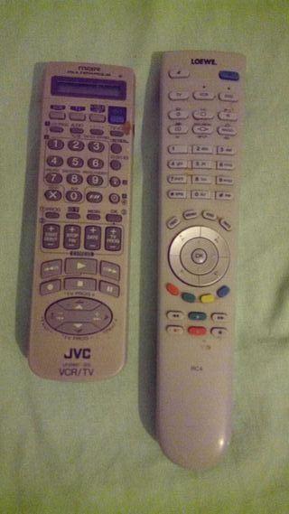 Mandos televisión