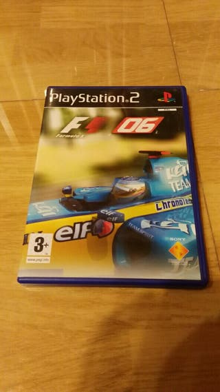 juego f1 2006 ps3