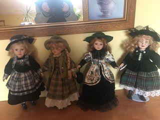 Se vende muñecas porcelana