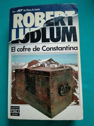 Libro «EL COFRE DE CONSTANTINA»
