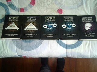 los grandes musicales(libros)