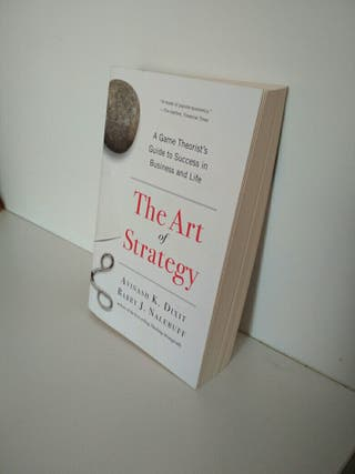 Libro The Art of Strategy