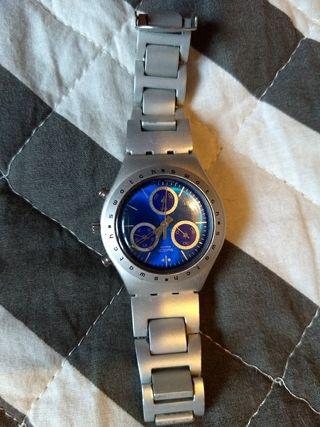 Reloj marca Swatch
