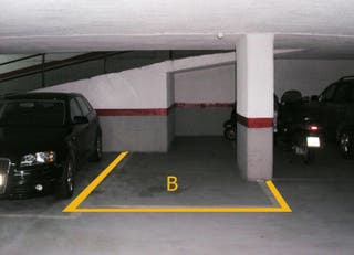 Alquiler Parking en Sagrada Familia