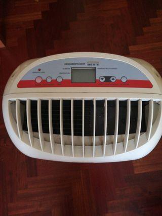 desumificador calefactor